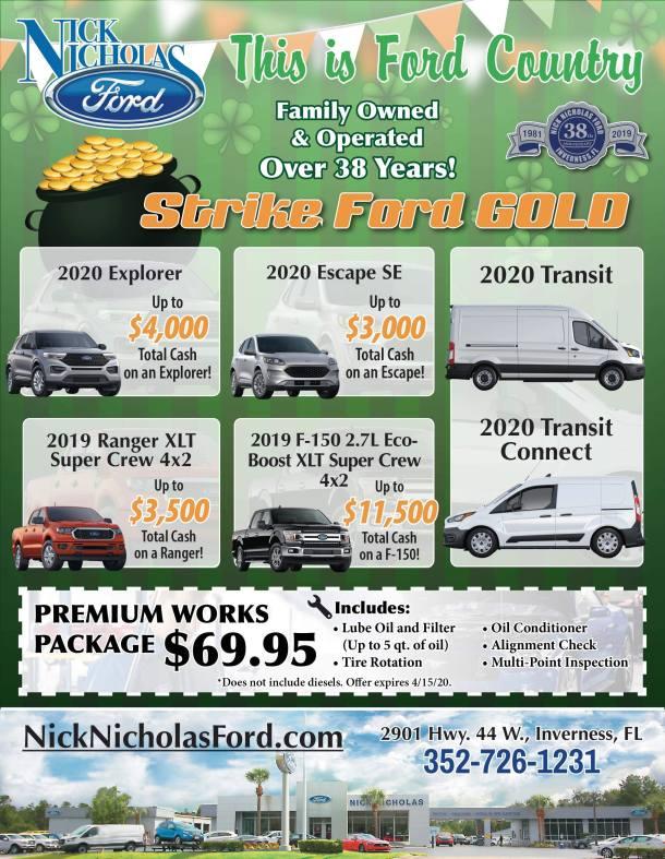 Nick Nicholas Ford 0320