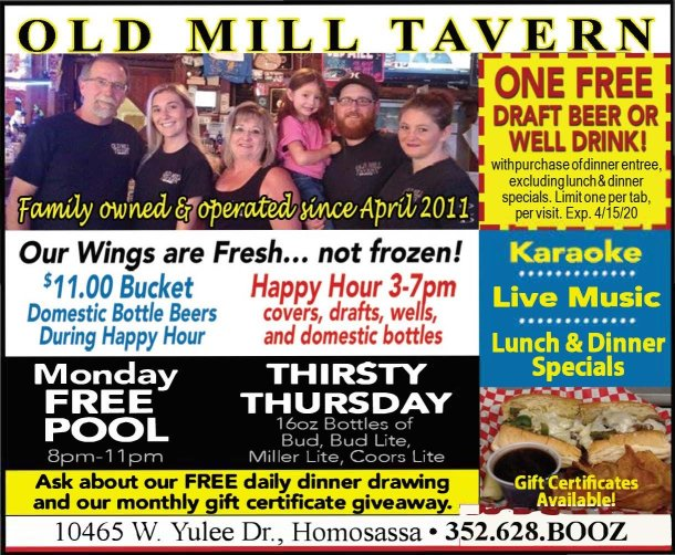 Old Mill Tavern 0614 1-6 PG.cdr