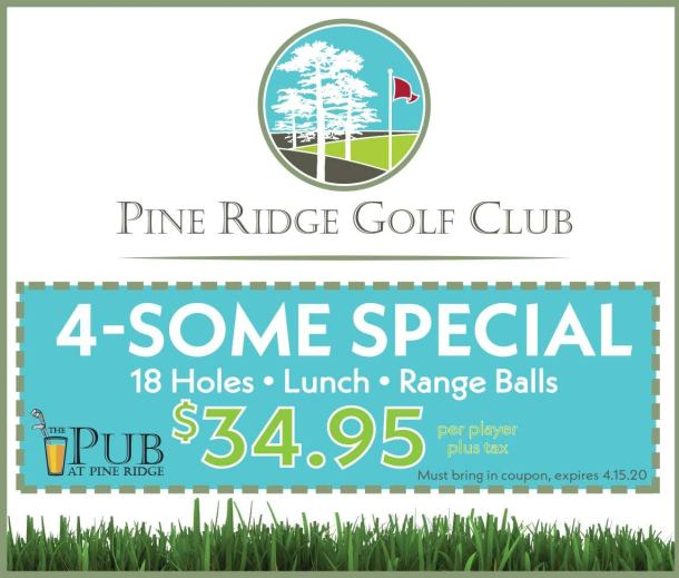 Pine Ridge GC 3.2020