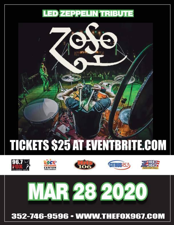 Zoso Flyer JK 3.2020